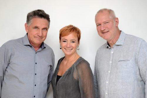Rüdiger, Anja & Jörg