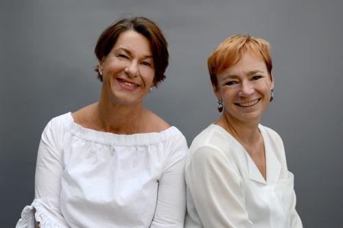 Birgit und Anja